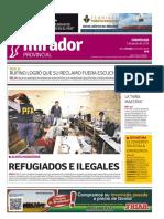 Edición impresa del domingo 5 de junio de 2016
