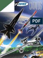 2006 Estes Model Rocketry Catalog