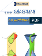 5. La Hipérbola