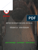 04 Método de Minado SLC en Mina Rosaura.pdf
