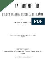 Dumitru Boroianu - Istoria Dogmelor Bisericii Ortodoxe