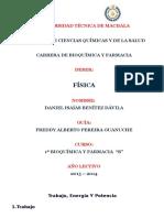 3)Ejercicios Fisica_1er_ByF - Daniel B