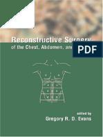 Reconstructive Surgery - EVANS.pdf