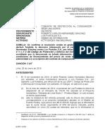 Resolución 0219-2016/SPC-INDECOPI