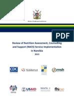 Namibia NACS Review Nov2013