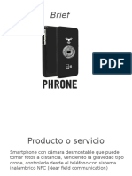 Brief Phrone