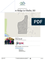 Shadow Ridge Neighborhood Real Estate Report
