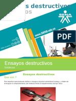 Expo Ensayos Destructivos