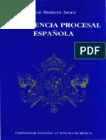 La Herencia Procesal Española
