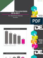 Presentación Presupuesto Recomendado 2016-2017