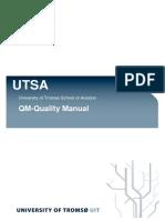 Quality+Manual+UTSA_Luftfartsfag