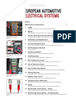 The Hack Mechanic Guide to European Automotive Electrical Systems by Rob Siegel - Table of Contents