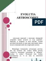 Istoric Artroscopie