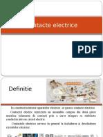contacte electrice