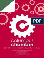 Chamber Directory 2015-2016