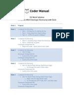 9oGovxKLSmSlYolO0R9D_18Wk - Syllabus for Complete Web Developer Bootcamp With Rails