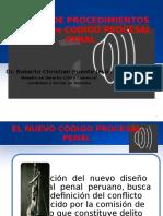 6°-C de Proc. Penales Vs NCPP