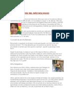 Día Del Niño Boliviano