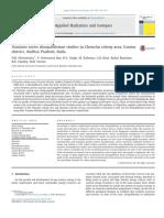 Uranium Series Disequilibrium Studies in Chenchu Colony Area (Shrivastava Et Al, 2015)