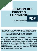 4° CLASE-POSTULACION DEL PROCESO.pptx