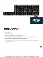 1. Rheology