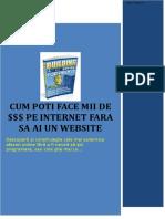 131582872 Cum Poti Face Mii de Pe Internet Fara Sa Ai Un Website
