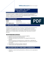 Coordinador Logistico - Ecuador