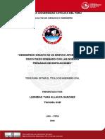 2006 Desempeño Sismico de un Edificio Aporticado de 5 Pisos Diseñado con Las Normas Peruanas de Edificaciones.pdf