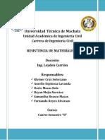 proyecto resistencia de materiales