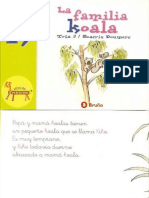 El Zoo de Las Letras. La Familia Koala. 0