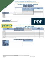 Fabricacion y Servicios Multiples Uceda s