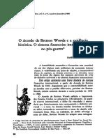 Samuel Kilsztajn - Bretton Woods