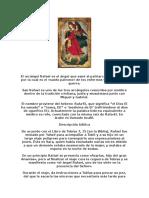 El arcángel Rafael.docx