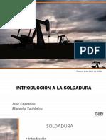 Introdroducción a La Soldaura.
