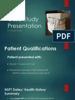case study presentation dh222