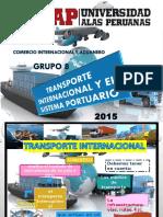 Transporte Internacional .