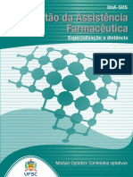 Modelos de Seguimento Farmacoterapêutico