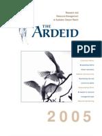 The Ardeid Newsletter, 2005 ~ Audubon Canyon Ranch