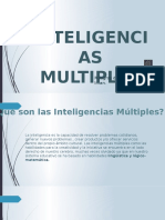 Tarea - Semana 4 - Inteligencias Multiples