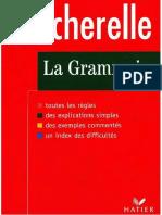 Bescherelle - La Grammaire Pour Tous