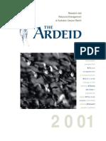 The Ardeid Newsletter, 2001 ~ Audubon Canyon Ranch