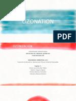OFUA Ozonización