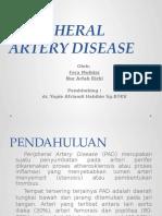 Fix Peripheral Artery Disease