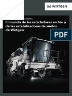 Brochure Cold Recycler and Soil Stabilzer ES
