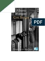 Manguel Alberto - Con Borges