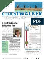 Coast Walker Newsletter, Fall 2008