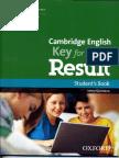 Cambridge English Key for schools Result - Student Book.pdf