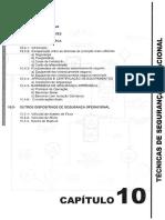 12391097 Capitulo 10 Tecnicas de Seguranca Operacional