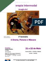Arte-Terapia 4º seminário