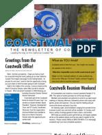 Coast Walker Newsletter, Fall 2007